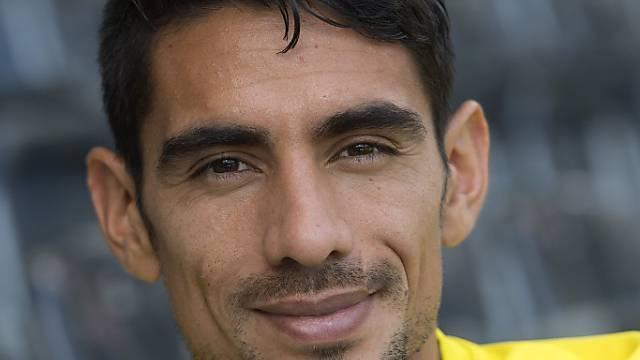 Gonzalo Zarate wird YB mehrere Wochen nicht zur Verfügung stehen