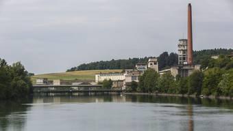 Mit Attisholz Nord verfügt Riedholz über ein grosses, aktuell zwischengenutztes  Areal, in dem Wohnnutzung möglich ist.