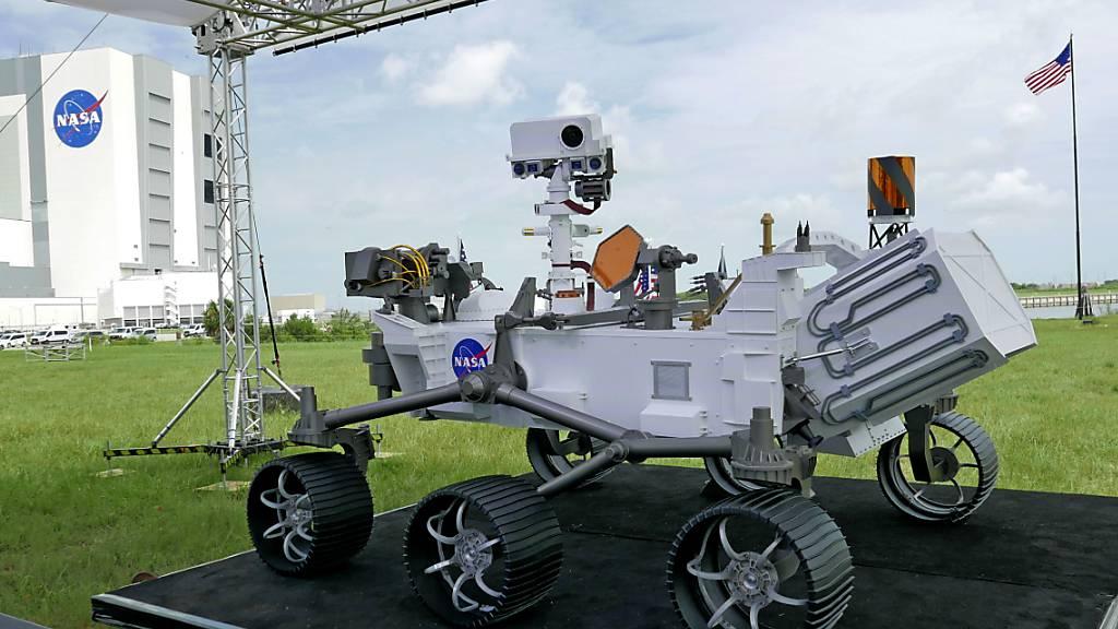 Nasa startet mit Rover «Perseverance» ehrgeizigste Mars-Mission