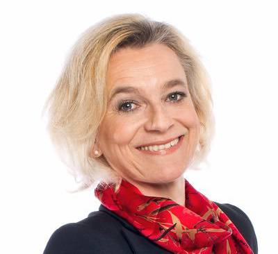 OK-Präsidentin Kathrin Amacker: «Wir wollen nachhaltig sein»