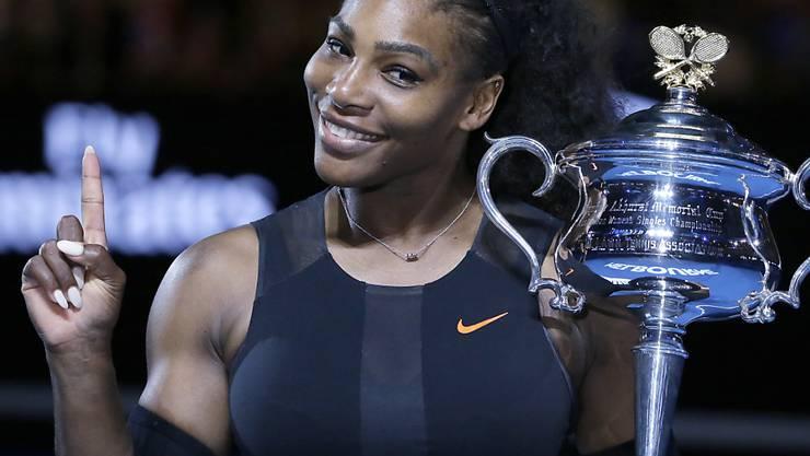Serena Williams soll im März in Indian Wells ihr Comeback nach ihrer Babypause geben