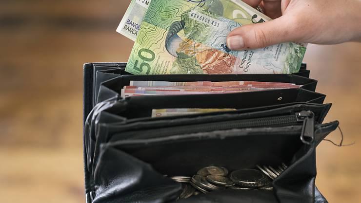 Im Fundbüro des Kantons Basel-Stadt sind mehrere tausend Franken abhanden gekommen. (Symbolbild)