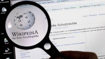 Wikipedia-Autoren protestierten vergangene Woche gegen die geplante EU-Urheberrechtsreform und den umstrittenen Artikel 13.