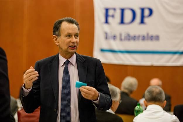 Philipp Müller kämpft im zweiten Wahlgang um den zweiten Aargauer Ständeratsitz