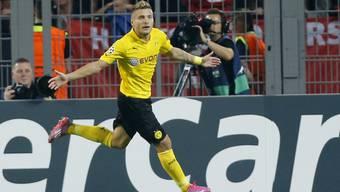 Ciro Immobile erzielte das 1:0 für die Dortmunder