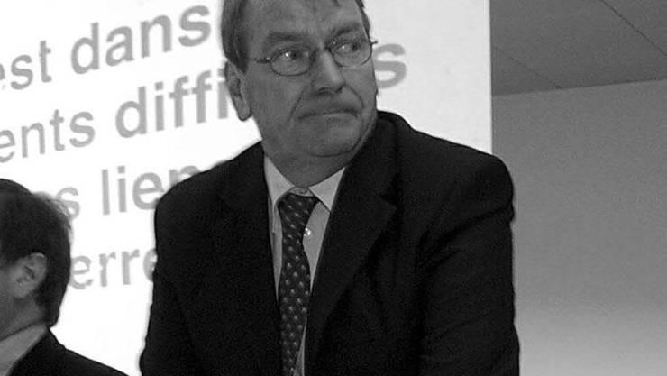 Jean Martinet, ehemaliger Präsident von Fribourg-Gottéron, ist im Alter von 70 Jahren verstorben