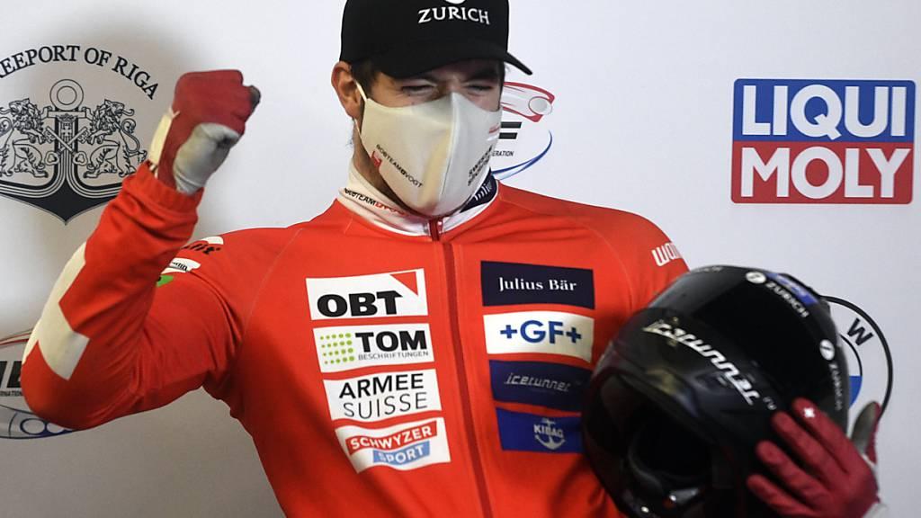 Vogt erreicht mit Platz 2 beste Weltcup-Klassierung