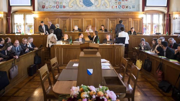 Der Zürcher Kantonsrat hat der «Mittelstandsinitiative» der Jungfreisinnigen eine Abfuhr erteilt. (Symbolbild)