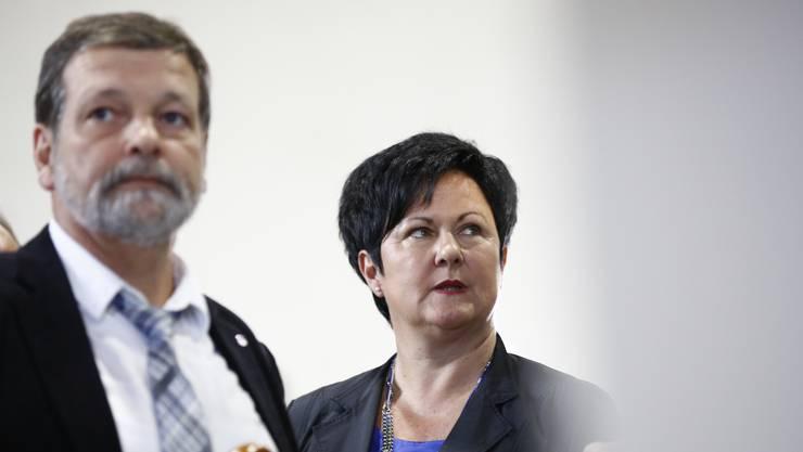 Der Handlungsspielraum der beteiligten Parteien werde aktuell «übermässig eingeengt», klagte die FDP-Fraktion. Marianne Meister zog sich nach dem 1.Wahlgang der Ständeratswahlen zurück.