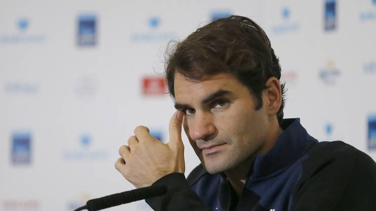 Roger Federer kündigte an, künftig wieder stärker am politischen Diskurs partizipieren zu wollen.