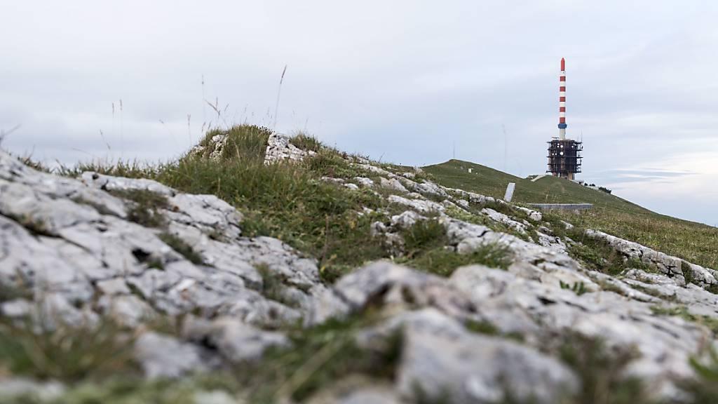 Auch im Kanton Neuenburg gibt's Opposition gegen Chasseral-Windpark
