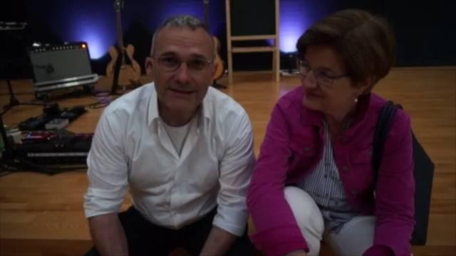Was Besucherinnen und Besucher zum Adrian-Stern-Solo-Konzert im Dietiker Stadtratssaal sagen