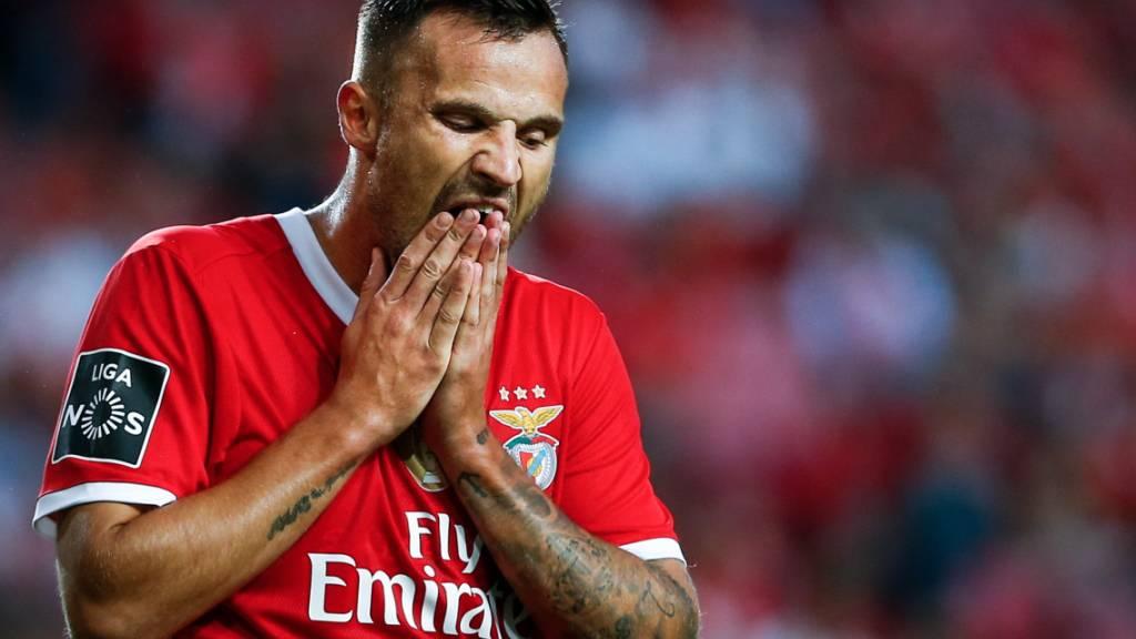 Seferovic bei Benfica-Remis erneut nur mit Teileinsatz