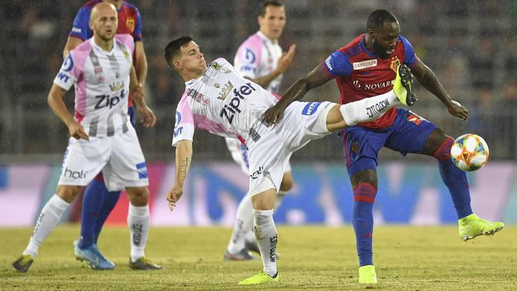 Der FC Basel verliert das Rückspiel in Linz mit 1:3.