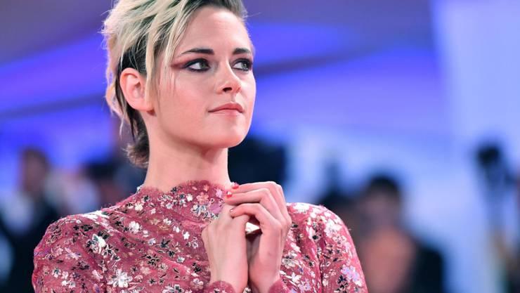 Die US-Schauspielerin Kristen Stewart erhält am 15. Zurich Film Festival den Golden Eye Award. (Archivbild)