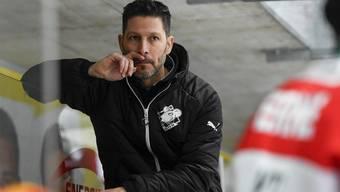 EHCO-Trainer Chris Bartolone