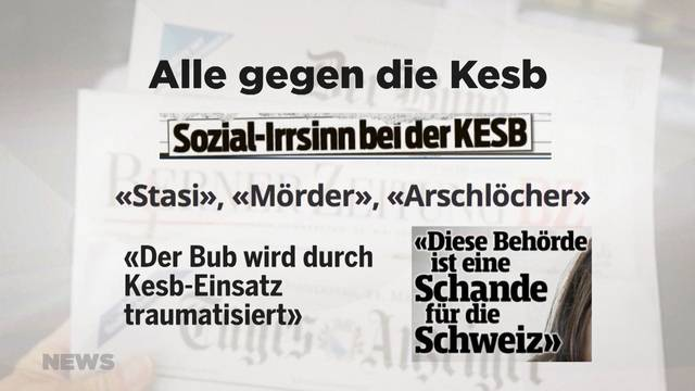 KESB: Notwendig trotz vieler Kritik