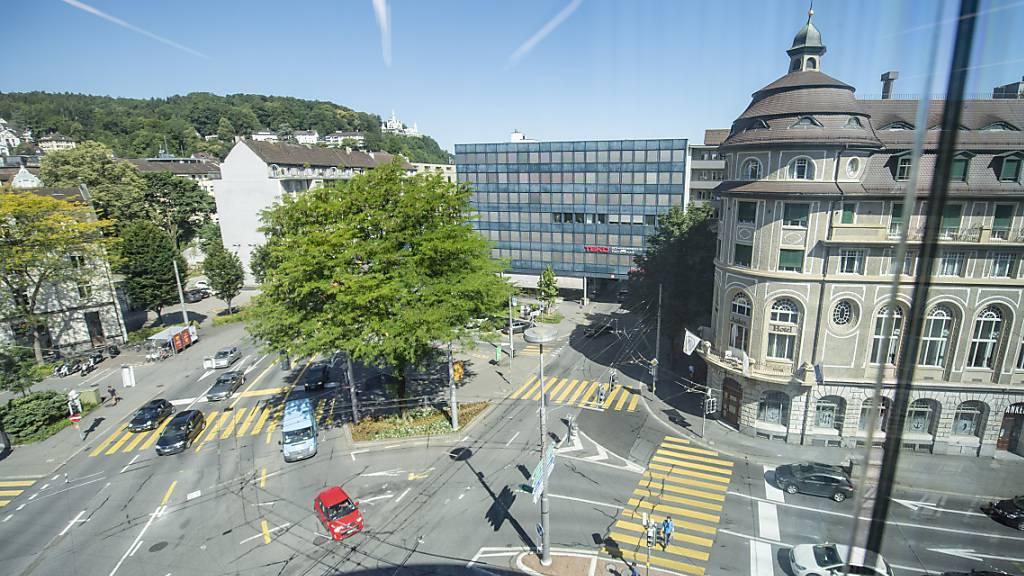 Stadt und Kanton Luzern lehnen Alternative beim Pilatusplatz ab