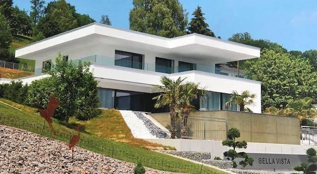 Diese Immobilie würde man in Los Angeles vermuten – sie steht allerdings im deutlich kleineren Gränichen.