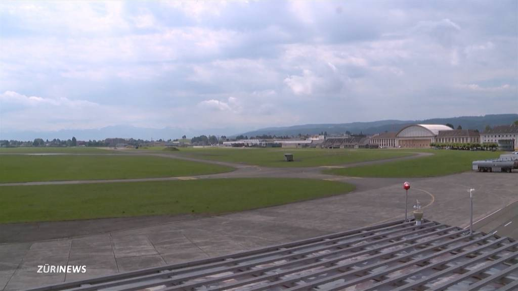 Neue Think-Tank-Idee: So soll es mit dem Flugplatz in Dübendorf weitergehen