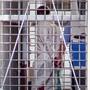 Der Mann wurde am Dienstag dem Haftrichter in Frankfurt vorgeführt.