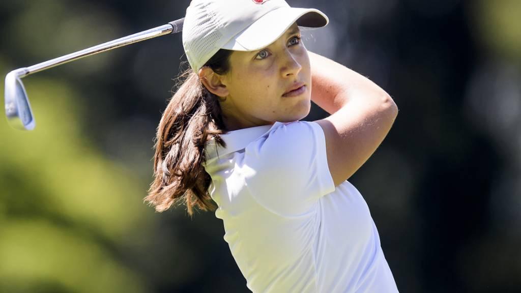Albane Valenzuela ist eine junge Golferin mit ausserordentlicher Begabung