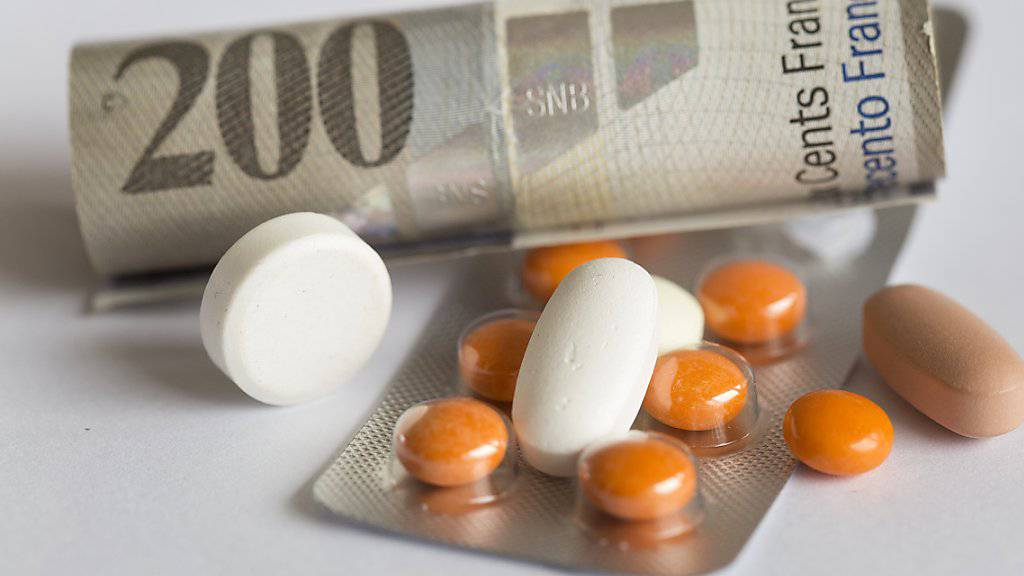 Medikamente beflügeln die Schweizer Exporte im dritten Quartal. (Symbolbild)