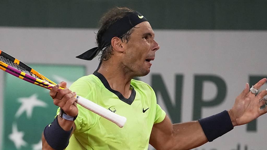 Rafael Nadal hatte gegen Novak Djokovic im Halbfinal zu oft das Nachsehen