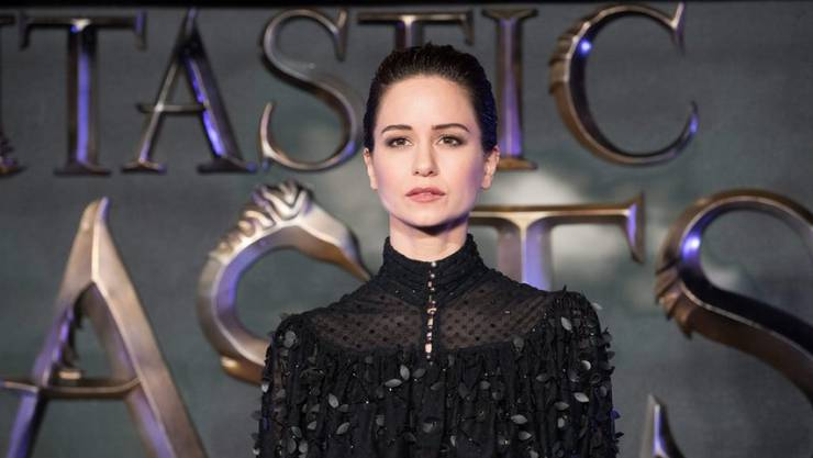 "Katherine Waterston spielt mit im erfolgreichen Fantasy-Film ""Fantastic Beasts and Where Tto Find Them"" aus dem Harry-Potter-Universum (Archiv)"