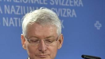 SNB-Direktoriumsmitglied Jean-Pierre Danthine (Archiv)