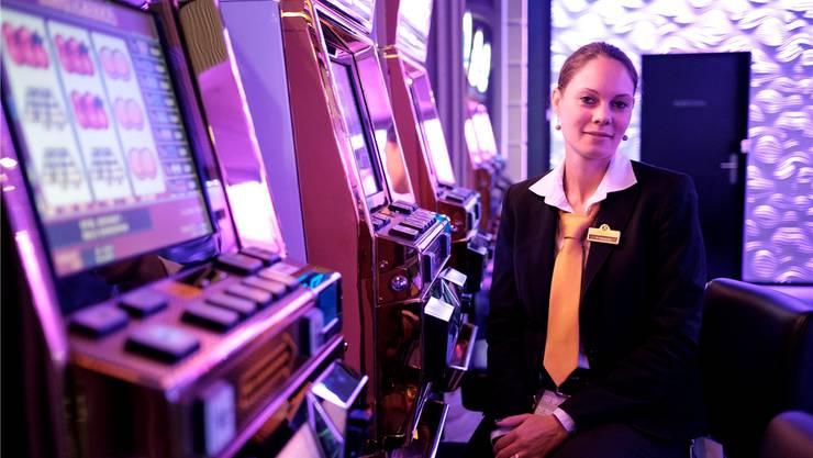 Arbeiten Im Casino Baden