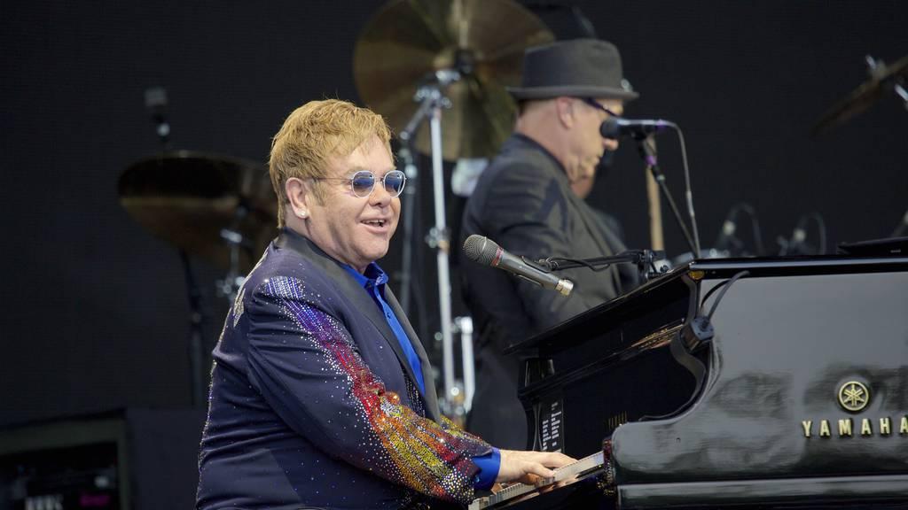 Mit Dua Lipa, Lil Nas X und Nicki Minaj: Elton John kündigt neues Album an