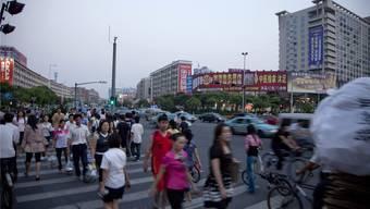 Die 8-Millionen-Stadt Dongguan war einst die Sexhochburg Chinas, jetzt sind alle Prostituierten verschwunden.Keystone
