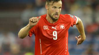 Haris Seferovic muss keine Spielsperre an der EM-Endrunde absitzen