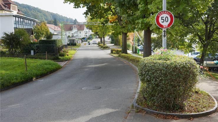 Über eine mögliche Tempo-30-Zone in der Schulstrasse wird in Zufikon schon lange diskutiert. kob/archiv