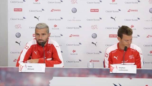 Valon Behrami zum bevorstehenden Spiel gegen Portugal