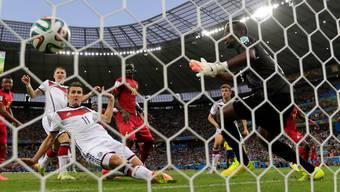 WM: Deutschland - Ghana