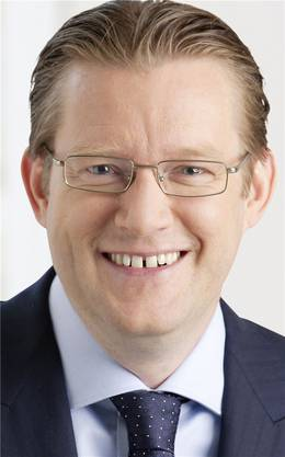 «Eine gesunde Verkehrspolitik ist eine, die alle Verkehrsteilnehmer gleichermassen einbezieht», sagt Josef Wiederkehr, Dietiker Kantsonsrat (CVP)