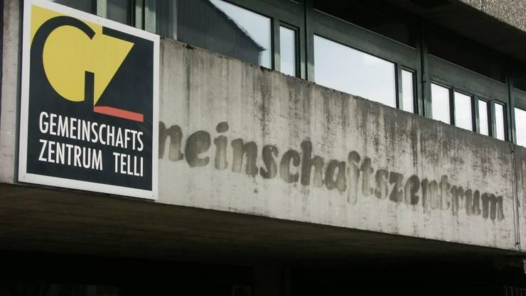 Umbau in Sicht: Grünes Licht für die Sanierung des Gemeinschaftszentrums in der Aarauer Telli. (sim)