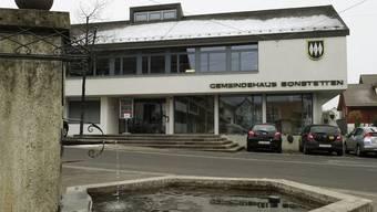 Gemeindehaus Bonstetten (Symbolbild)