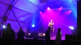 Am ersten Kulturfestival «lila» für Lesben, Schwule, Bisexuelle und Transgender hat Ágota Dinem die Besucher souverän durch das Programm geführt.