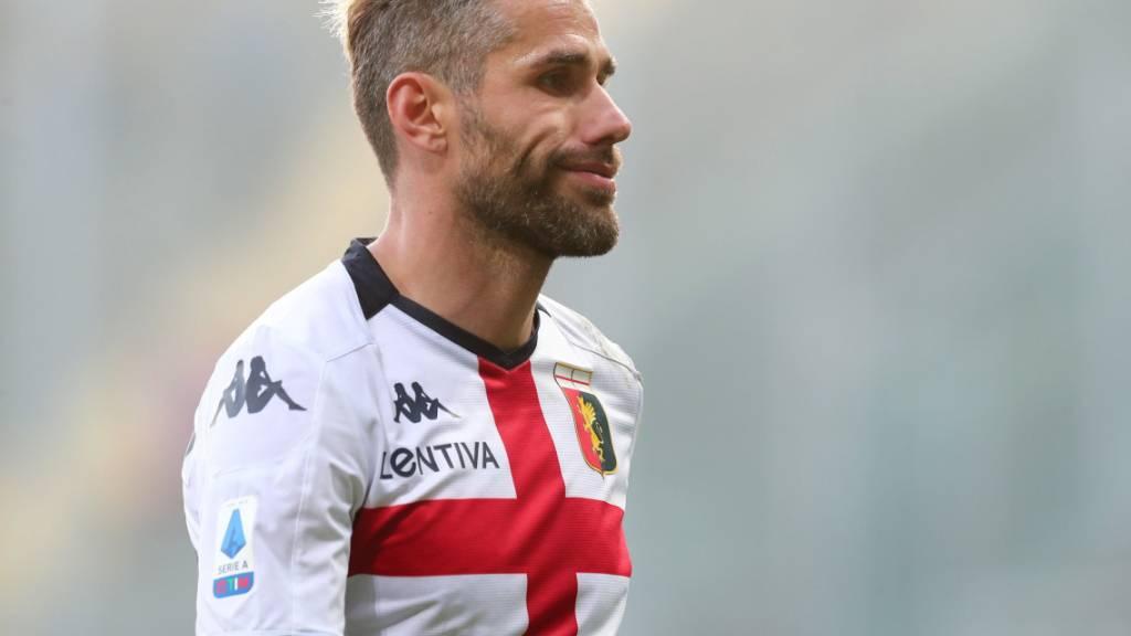 Machen gerade schwierige Zeiten durch: Valon Behrami und sein Verein Genoa