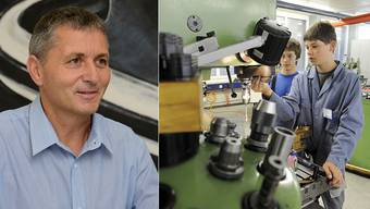Kurt Jäggi kennt den Lehrstellenmarkt im Grossraum Solothurn sehr gut. Seit 19 Jahren ist er Personalchef der Industriefirma Glutz AG in Solothurn, und er ist Leiter der HR-Gruppe im Solothurner Industrieverband.