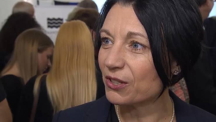 """Die SP eilt ihrer Kandidatin zu Hilfe und spricht von einer """"Trumpisierung des Wahlkampfs""""."""