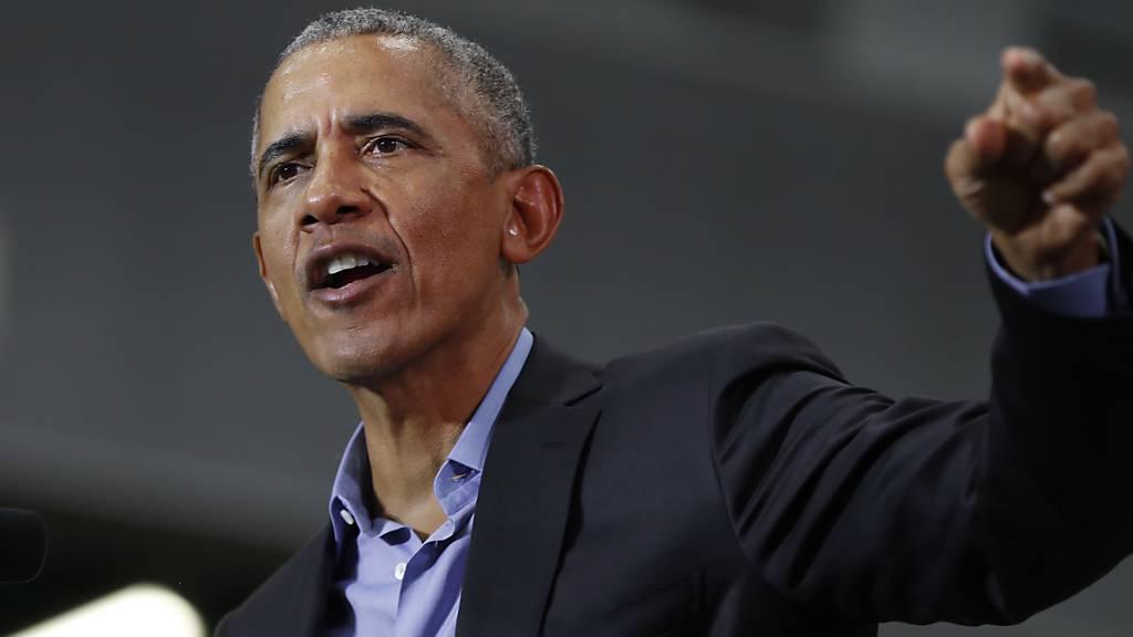 Obama kritisiert in Coronavirus-Krise kaum verhohlen Trump