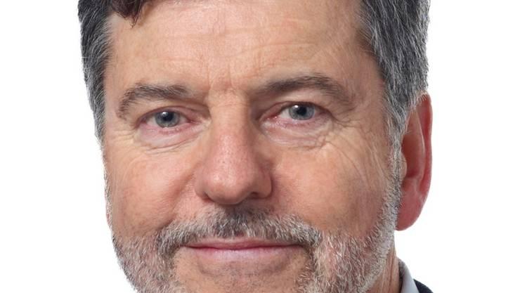 Neuer Ammann von Obersiggenthal: Dieter Martin (FDP).