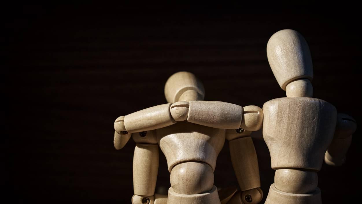 Ein Suizid ist für Hinterbliebene oft sehr schwierig zu verkraften (Symbolbild).