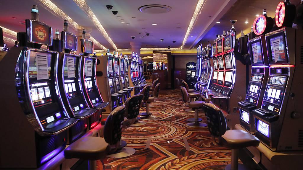 Casinos in Las Vegas sollen nach Corona-Schliessung wieder öffnen