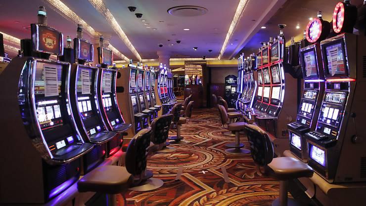 In Las Vegas sollen bald wieder Glücksspiele möglich sein. Sie waren im Zuge der Coronakrise geschlossen worden. (Archivbild)