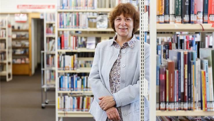 Die Germanistin und Historikerin Verena Bider gibt per Ende Juni die Leitung der Zentralbibliothek ab.